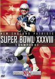 NFL: Super Bowl Xxxviii Champions - New England Patriots [DVD] [English] [2004]