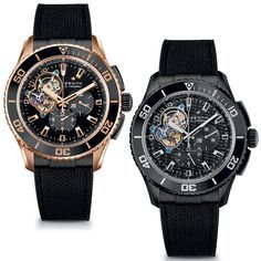 ZENITH EL PRIMERO STRATOS SPINDRIFT RACING The ultimate sports watch - Daring has the wind in its sails - See more at: http://watchmobile7.com/articles/zenith-el-primero-stratos-spindrift-racing #watches #montres #relojes #zenith