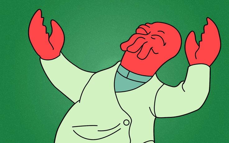 Zoidberg #Futurama