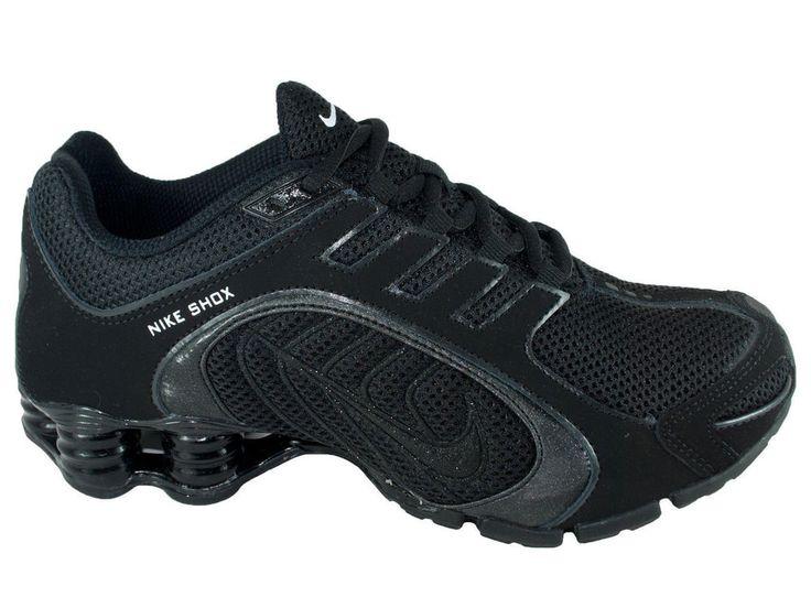 Nike Shox Navina Black Sparkle Running Gym Women\u0027s Shoes 356918 002 #Nike  #RunningCrossTraining