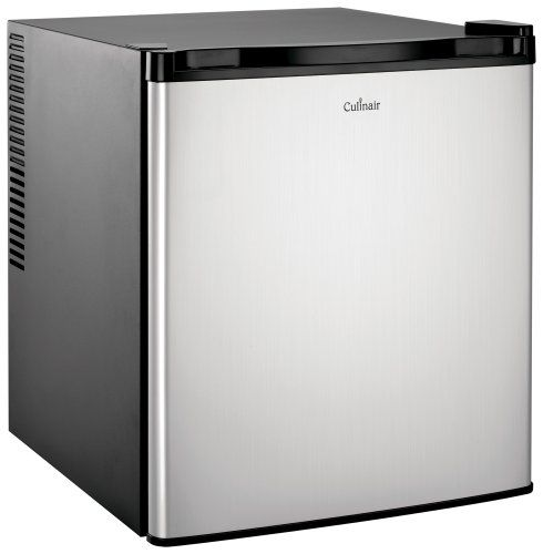 The #Culinair 1.7-Cubic Foot Compact Refrigerator is ideal for the dorm room, office, bar, bedroom, and nursery. The state-of-the-art technology is featuring the...