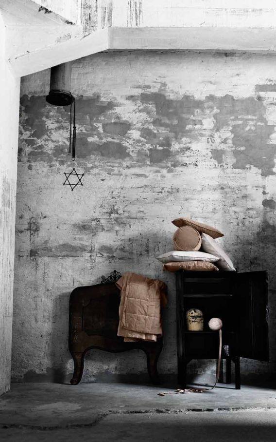 grey concrete love