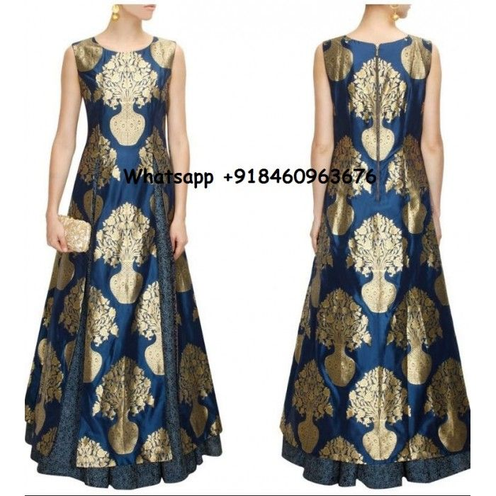 Stylish Attire (High Quality) Dress - 4