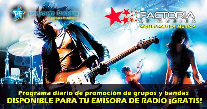 FACTORIA DE MUSICA