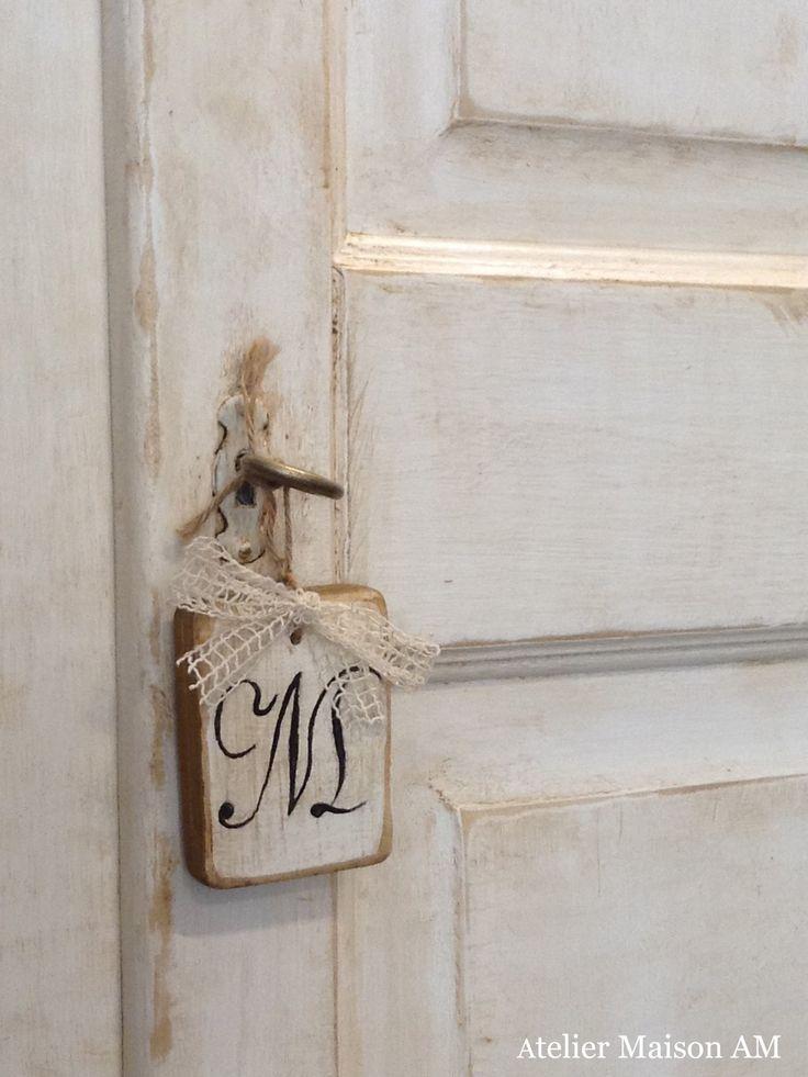 Letterine in legno personalizzate decorazioni legno for Scritte in legno shabby