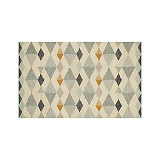 """Orson Wool 12"""" sq. Rug Swatch 