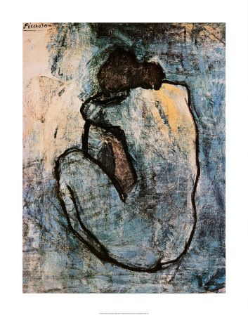 Picasso - Blue Nude