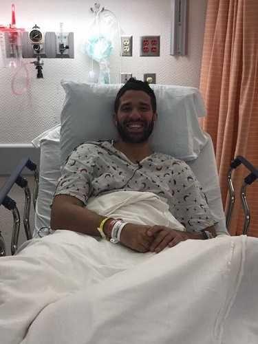 Greivis Vásquez en positivo tras su cirugía de tobillo