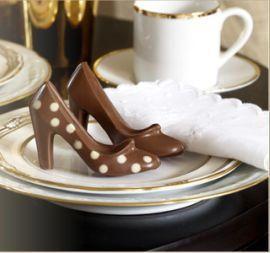 Zapatilla de chocolate paso a paso, un postre excelente para los amantes de los dulces y la repostería con chocolates exquisitos y fáciles de hacer