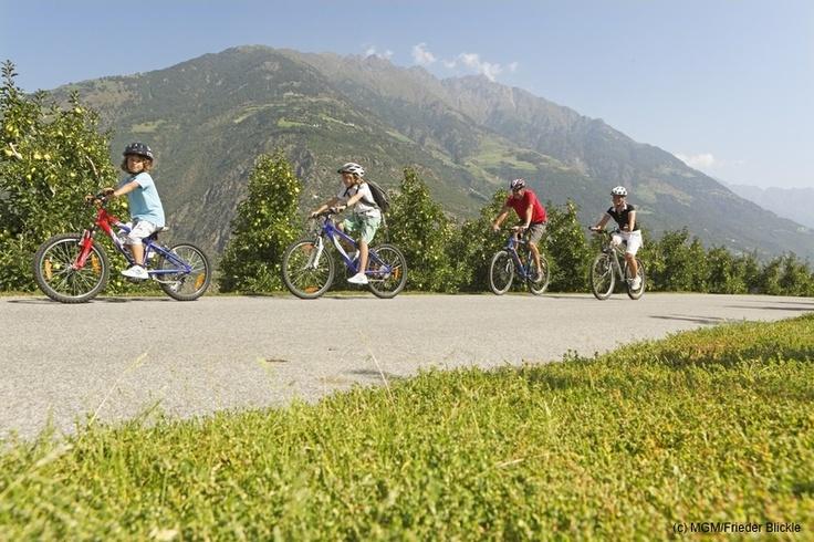 Radfahren in Südtirol | In bici in Alto Adige