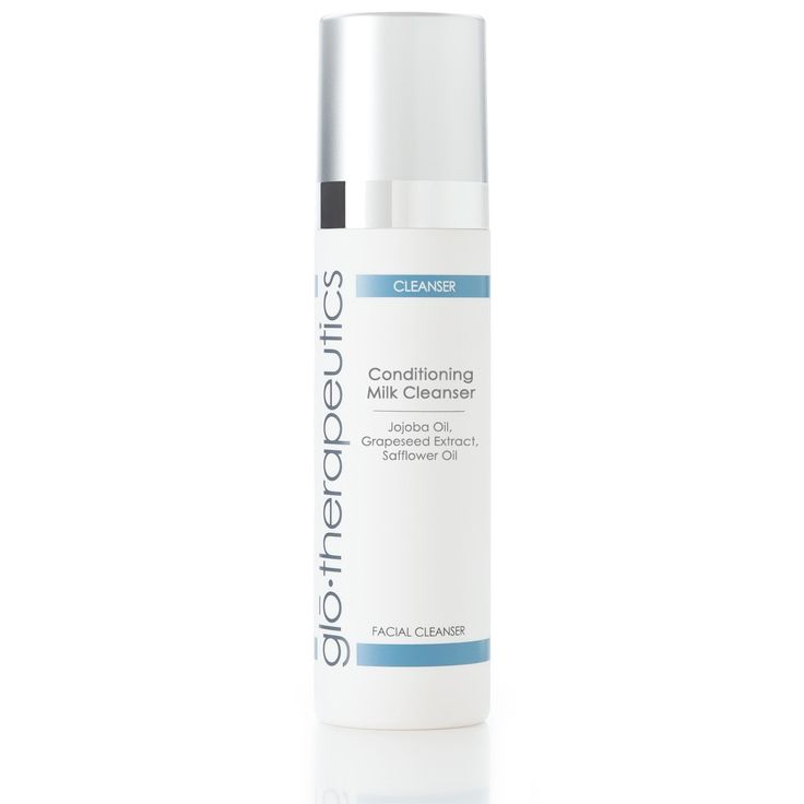 Conditioning Milk Cleanser | glo therapeutics skin care