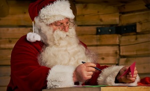 Groupon - $5 for a Customized Letter from Santa with North Pole Postage and Autographed Picture from A Banners Inc ($9.95 Value) in Online Deal. Groupon deal price: $5.00