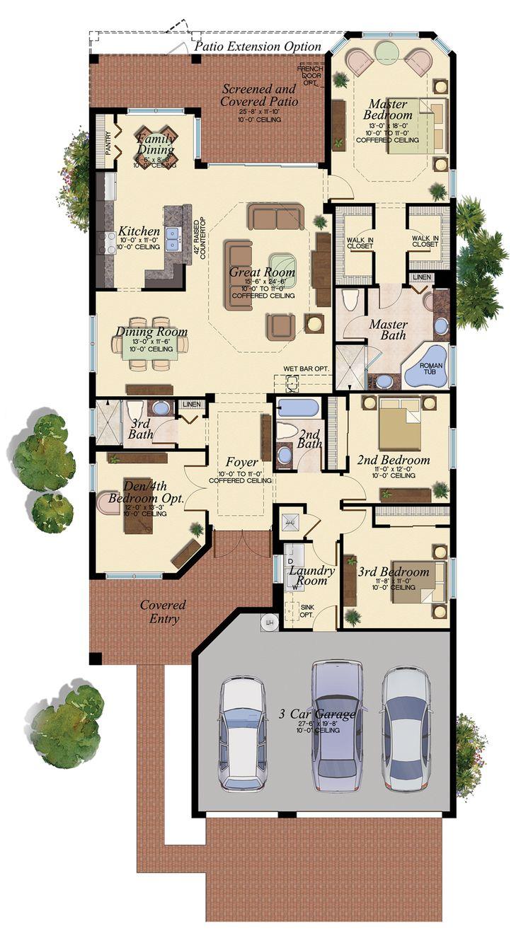 CABERNET/503 Floor Plan