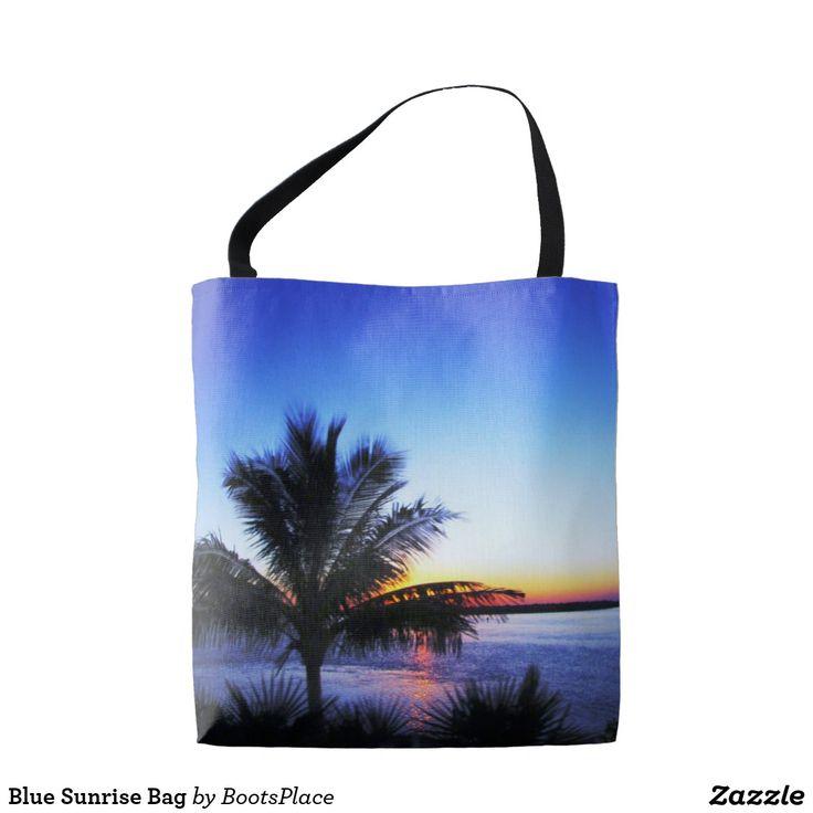 Blue Sunrise Bag