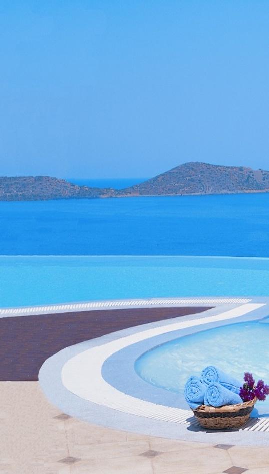 Presidential Spa Villa...Crete...Greece | LOLO