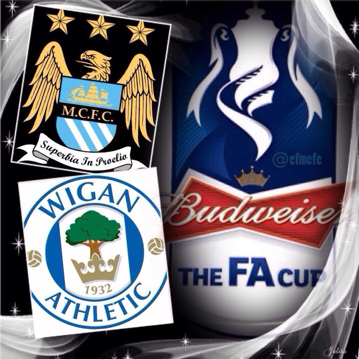 FACup Quarter-Final Draw: City v Wigan at the Etihad, dates to be ...