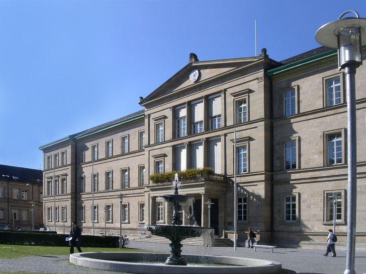 Eberhard Karls Universität Tübingen - Exchange (Tübingen, Germany)