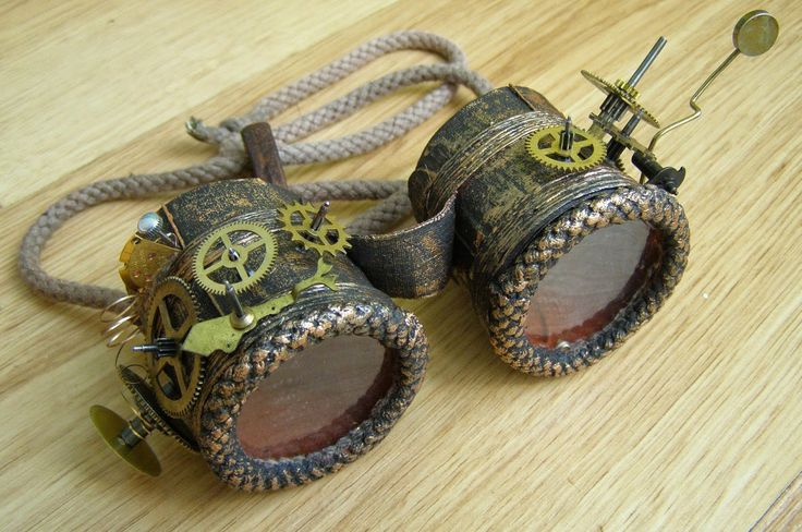 Steampunk goggles | Diyala Art