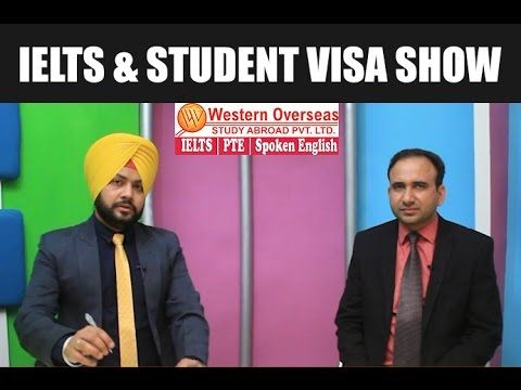 Western Overseas: IELTS and Student Visa Show