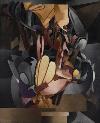 Francis Picabia - Dadaïsme - Je me souviens de mon cher Udnie