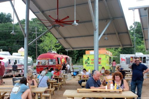 The Picnic Food Truck Park Austin Tx