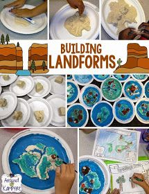 Around the Kampfire: Learning About Landforms