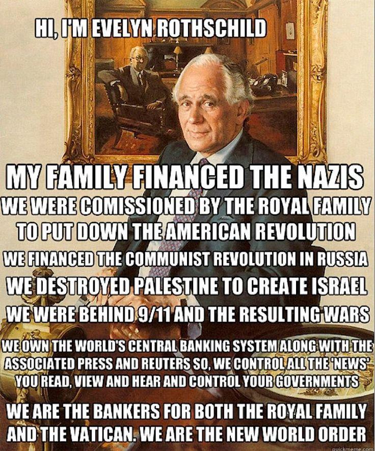 Banker for the New World Order ~ mjg