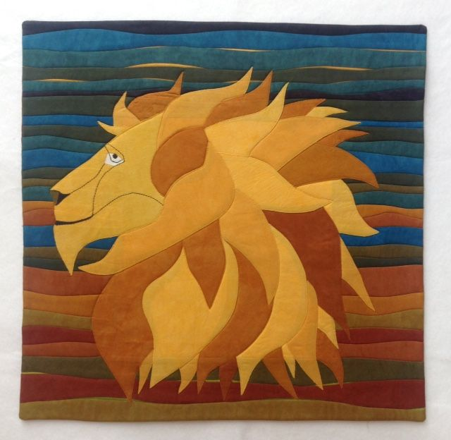 I made The King for the Cherrywood Lion King Challenge.