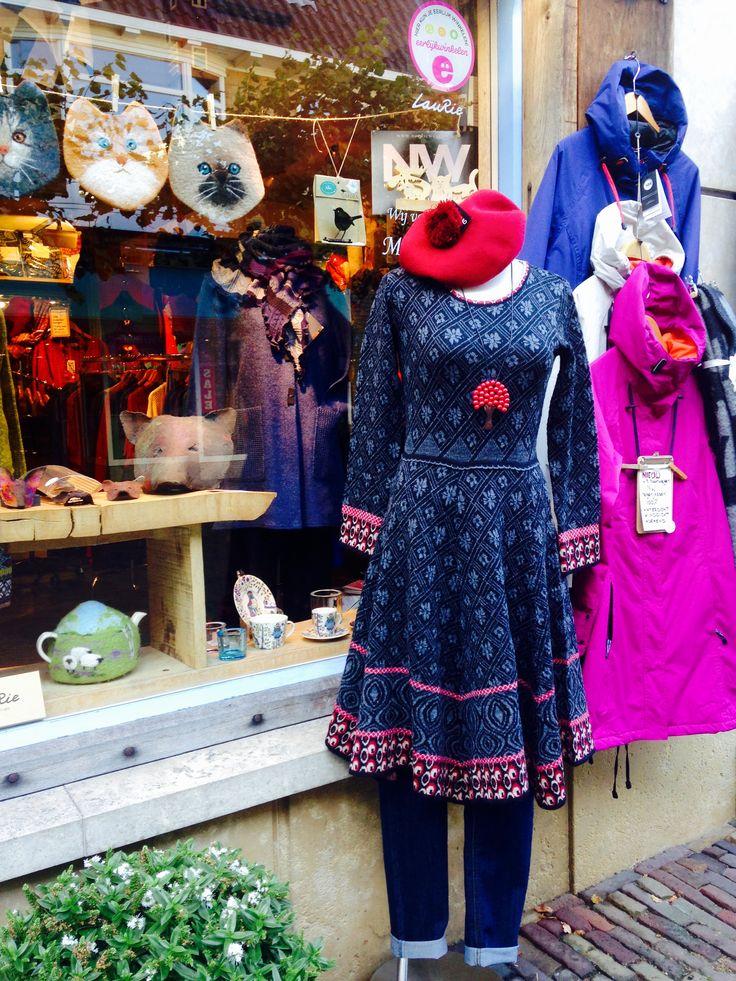 Himalaya dress of merinowool is Fairtrade