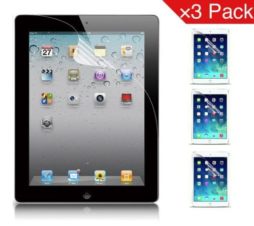 "US-Deals Cars 3X Anti Glare HD Clear Screen Protector Saver Shield For Apple iPad Pro 9.7"": $4.29 End Date: Monday Mar-26-2018…%#USDeals%"