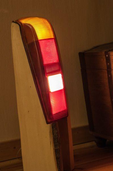 "Lampa ""Dwie wieże"" w Art Wood Kawkowo na DaWanda.com"
