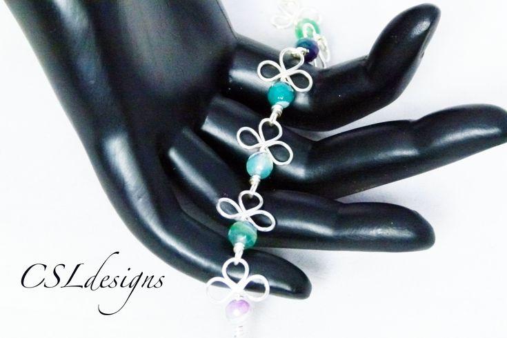 4773 besten Wire Jewelry Tutorials Bilder auf Pinterest | Draht ...