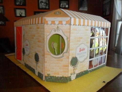 Vintage Barbie Fashion Shop 1962 Great Shape | eBay