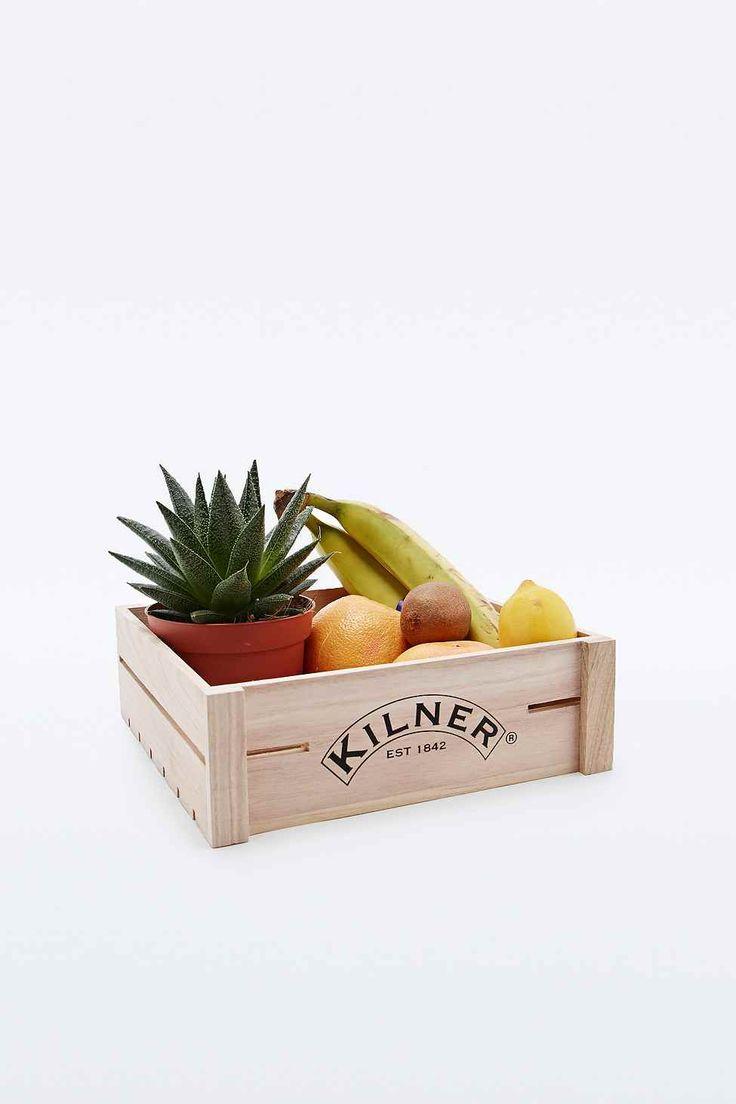Kilner Wood Crate