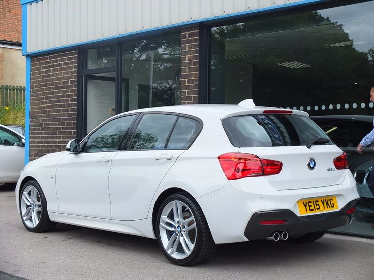 BMW 1 SERIES 2.0 125d M Sport Sports Hatch Sport Auto 5dr (start/stop)