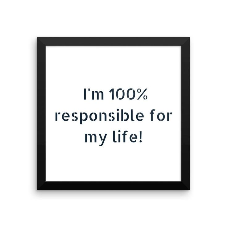 what if everyone was 100 responsible Responsibility essays being responsible refers to our ability to make decisions that serve our own interests and the interests of others we first need to be responsible for ourselves before we can be responsible for others in learning to be more responsible it is important that we know our limi.