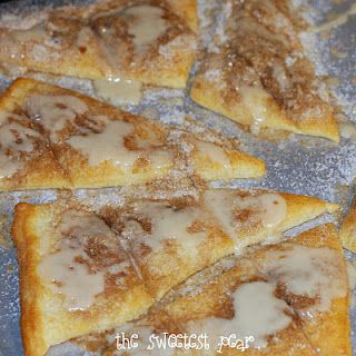 Cinnamon-Sugar Pizza