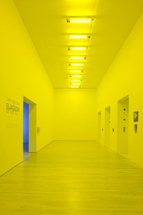 Light yellow: one can never have enough yellow. Reminds me of my London Flat.