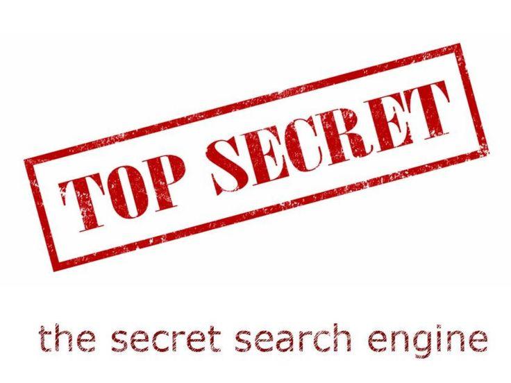 Top Secret Search Engine