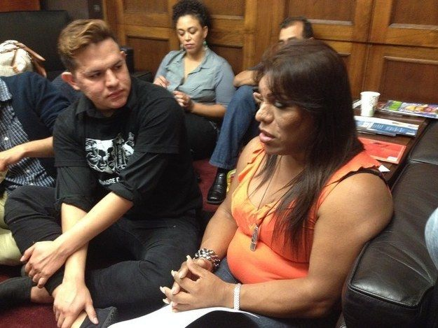 Congressional LGBT Equality Caucus Calls For Inclusive Immigration Reform After Sit-In By Activists