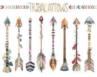 Selva animales tribales imágenes prediseñadas  por KennaSatoDesigns
