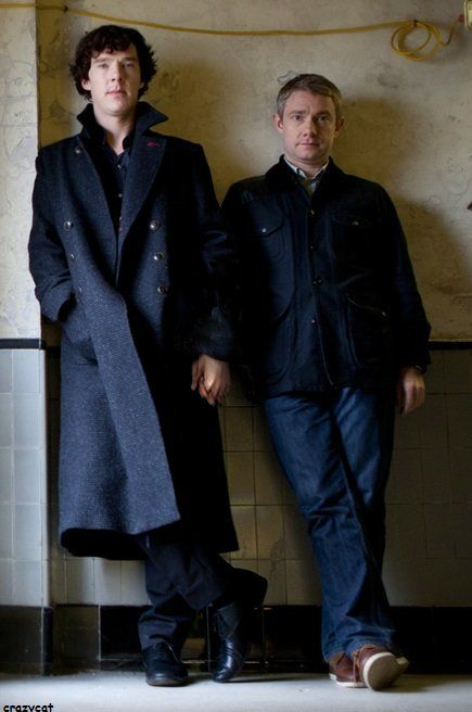 Image result for johnlock