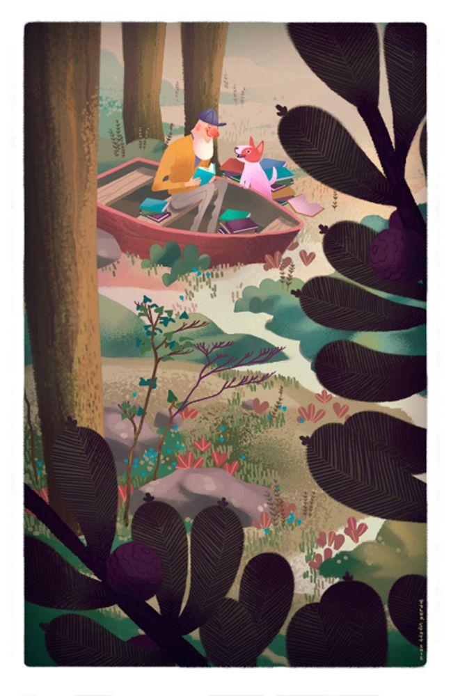 The Art Of Animation, Tyler Stott