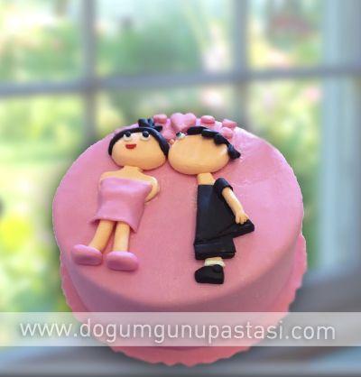 Pembe Rengiyle Herşeyimsin Pastalar Siparişi Verdiğinizde Kendinizi İfade Ederek Onu Mutlu Edebilirsiniz #dogumgunupastasi #pink #pasta #cake #birthdaycake #love #dogumgunupartisi #sekerhamuru #cookie #nisanpastalari #cake #cakedesign #cakedecoration #weddingcake