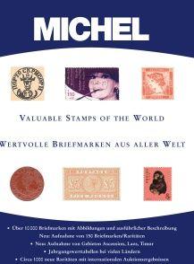 BMS-Adventskalender Türchen Nr. 8:  Wertvolle Briefmarken aus aller Welt