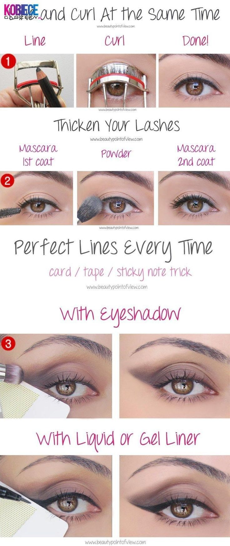 25 unique make up hacks ideas on pinterest how to apply makeup 45 genius beauty hacks to try if you want to look fab eye makeup tipsmakeup ccuart Gallery