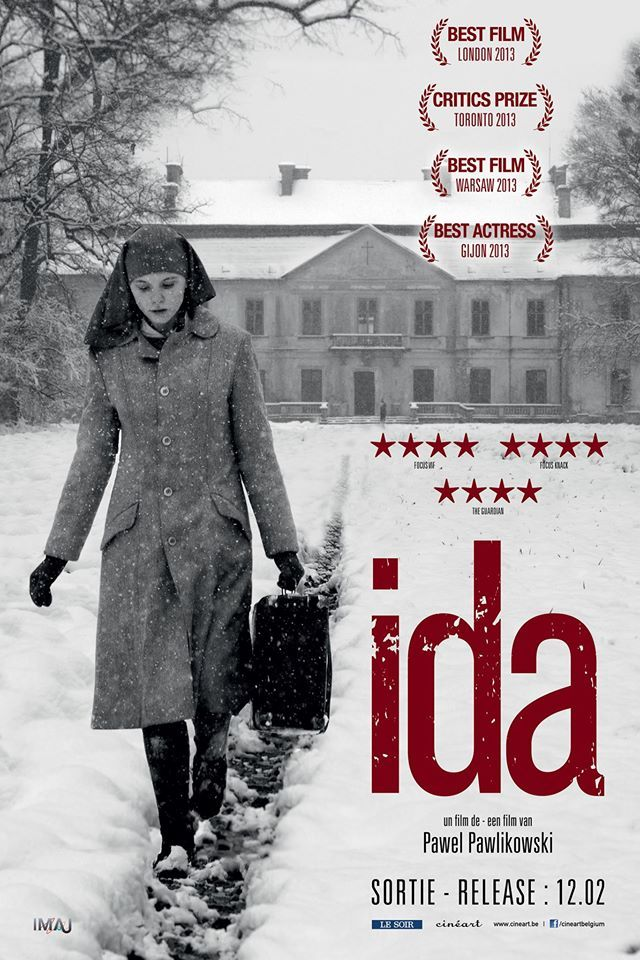 IDA by Pawel Pawlikowski https://www.youtube.com/watch?v=oXhCaVqB0x0