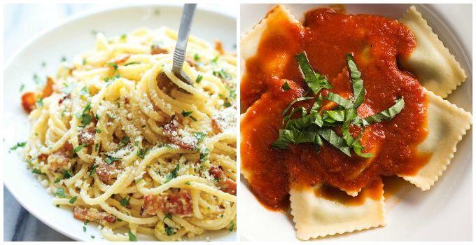 The Spaghetti House has got the spaghetti of your dreams! #freshpasta #italian