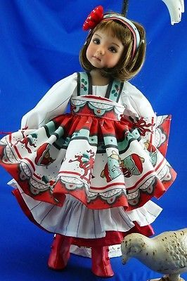 102 Best Images About 18 Quot Doll Christmas On Pinterest