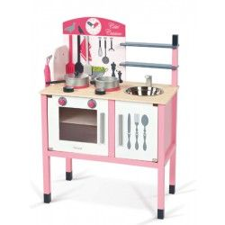 Janod - Chic Maxi Cooker Kitchen - Pink
